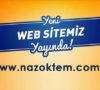 Uzm. Psikolog Naz Öktem Web Sitesi Yayında