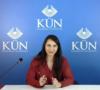 Uzm. Klinik Psk. Naz Öktem Kapadokya Üniversitesi'nin Konuğu